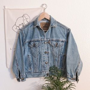 Levi's Vintage Denim Jean Jacket